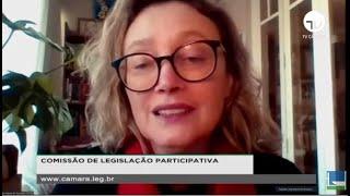 Legislação Participativa - Fibromialgia - Síndrome da Desconexão - 14/05/2021 16:00