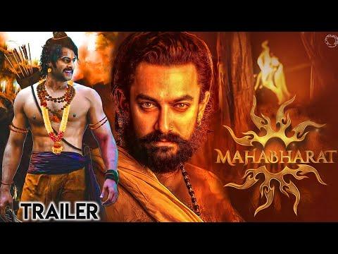 Mahabharat - Official Trailer | Aamir Khan | Hrithik Roshan | Prabhas | Deepika Padukone | Rajamouli