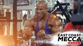 Victor Martinez Training Post-Competition