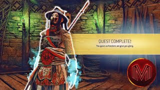 """""""THIS WAS INTENSE!"""" - BEATING THE WEEKLY QUEST - For Honor 