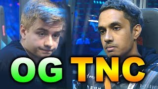 OG vs TNC - TI7 DOTA 2 - MAIN EVENT Lower Bracket