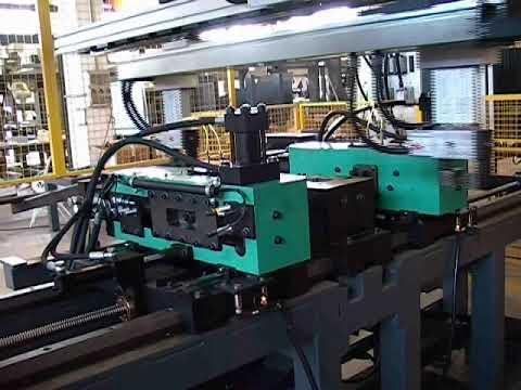 Линия для производства перекладины для рамы строительных лесов