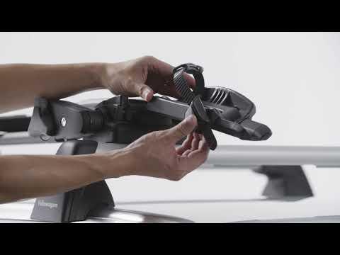 Portabiciclette da tetto  - Volkswagen 2017