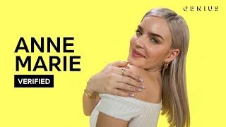 "Anne-Marie ""FRIENDS"" Official Lyrics & Meaning 