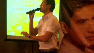 Christian Bautista - Tell Me Your Name (Live)