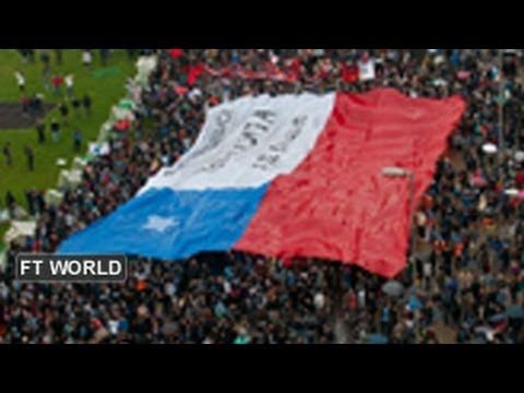 , title : 'Chile's problematic success | FT World
