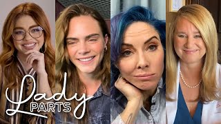 The Joy of Sex with Whitney Cummings and Cara Delevingne | LADY PARTS