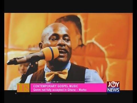 Contemporary Gospel Music - Let's Talk Showbiz on JoyNews (18-7-18)