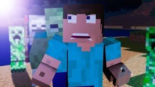 ♪ Znów Walczę A Minecraft Parody   Robin Schulz   Sugar♪