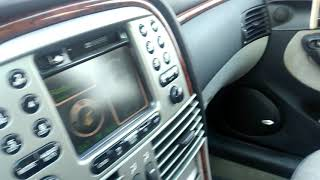 Lancia Lybra Bose sound