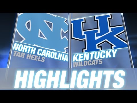 North Carolina vs Kentucky Highlights