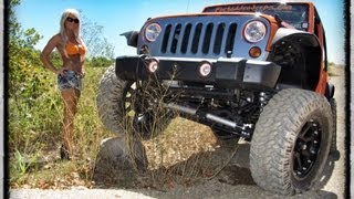 Jeep Only Club @ Bear Island/Big Cypress -The J.O.C
