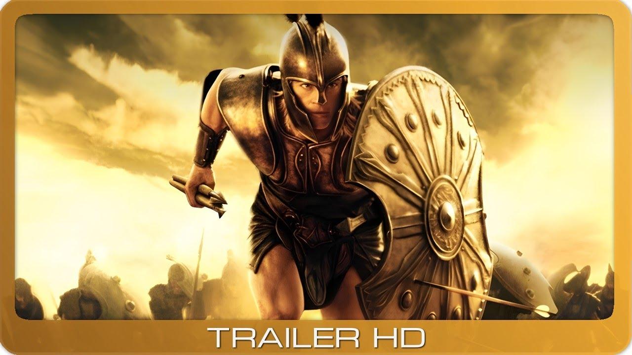 >Troy ≣ 2004 ≣ Trailer ᴴᴰ