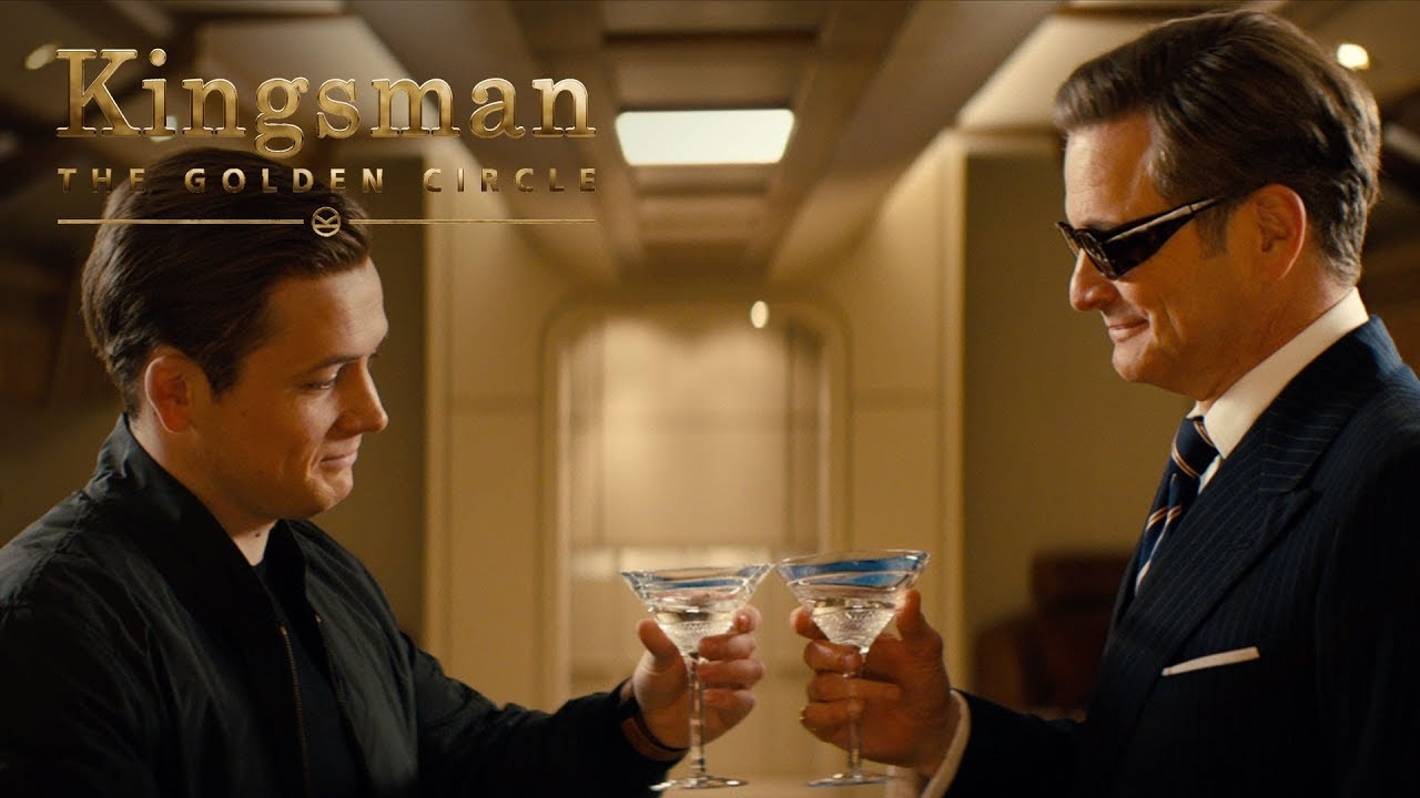 """Good Will To Kingsman"" TV Commercial"