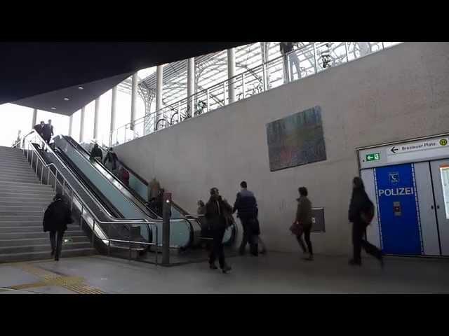 Video, David Komander, 2013, Cologne, Breslauer Platz