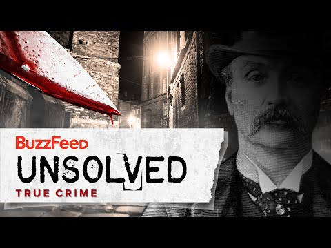 The Grisly Murders of Jack The Ripper
