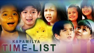 15 inspiring Kapamilya teleseryes that brought life lessons through the years | Kapamilya Time-List