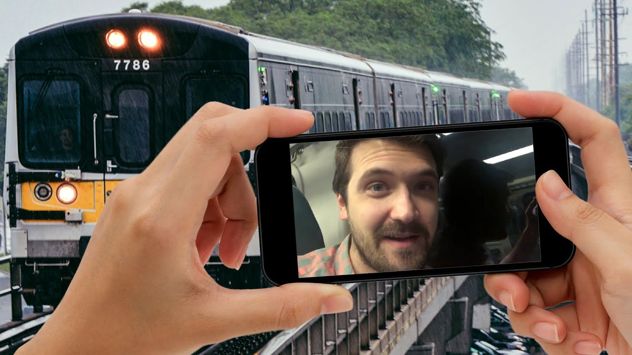 We Returned A Lost iPhone While On A Moving Train thumbnail
