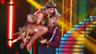 Aoibhin Garrihy & Vitali Kozmin | The Charleston | Dancing With The Stars Ireland