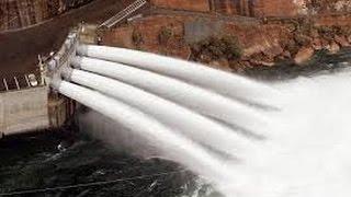 Сила воды! Сокрушительная мощь воды снесёт всё на своём пути!