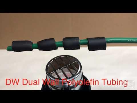 DW-Dual Wall Polyolefin Tubing
