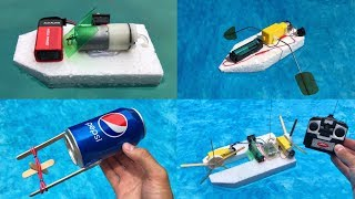 4 Simple Ideas How To Make A Toy Boats