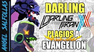 "25 ""PLAGIOS"" a Evangelion en DARLING IN THE FRANXX"