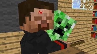 Monster School : Magic   Minecraft Animation