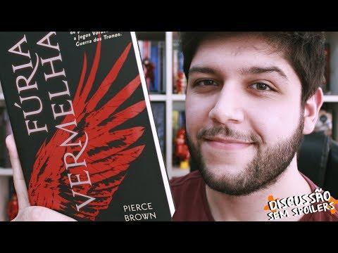 FÚRIA VERMELHA, Pierce Brown | book club