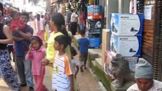 preview picture of video '2008-10-04 Mercado de Bhaktapur भक्तपुर, Nepal नेपाल'