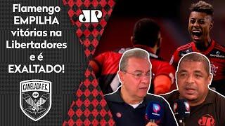 'Gente, o Flamengo ganhou da LDU e do Vélez fora, isso não é mole'; Veja debate