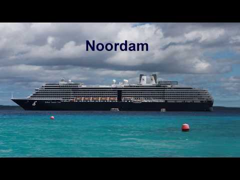 MS Noordam Cruise Ship Review
