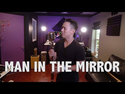 """Man In The Mirror"" - Michael Jackson (Jason Chen Cover)"