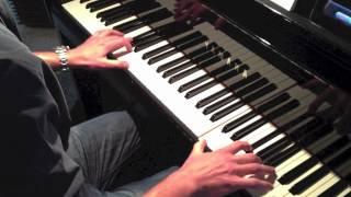 Alice's Theme - Danny Elfman on Piano