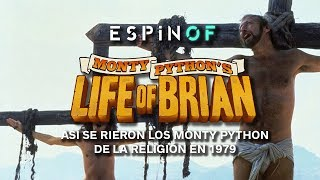'LA VIDA DE BRIAN': así se rieron los Monty Python de la religión en 1979