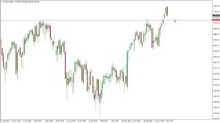 FTSE 100 FTSE 100 Week Forecast for the week of January 23 2017, Technical Analysis