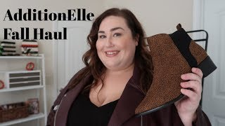 Major AdditionElle Haul | Plus Size Coats, Booties, And Skirts