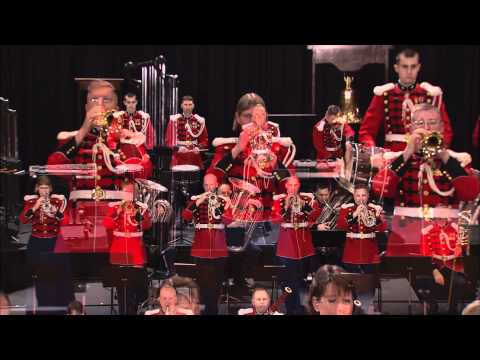 Semper Fidelis March performed by United States Marine Band; composed by John Philip Sousa