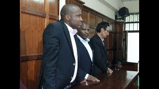 BREAKING NEWS: Nandii Hills MP Alfred Keter released on a Ksh. 2 Million cash bail
