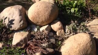 Альпийская горка: начало создания видео