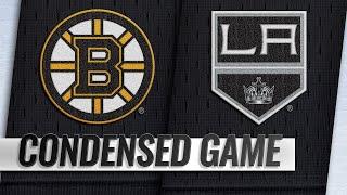 02/16/19 Condensed Game: Bruins @ Kings