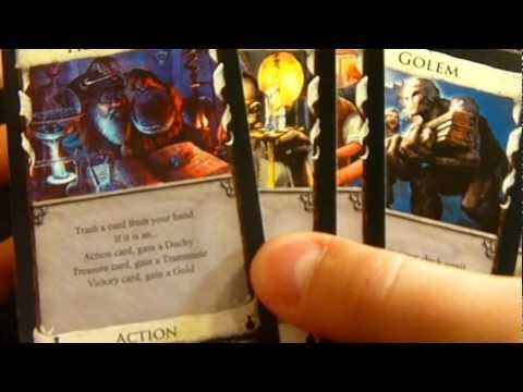 Games With Two - Review - Dominion Alchemy Expansion (Unedited)