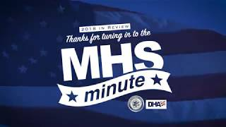 MHS Minute - January 2019