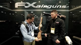 2017 SHOT Show # 8/11 FX Streamline & Western Big Bores Bushbuck .45
