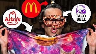 Reacting To Fast Food Merch