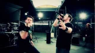 T.A.N.K feat. Jon Howard (Threat Signal)  : Inhaled (metal music video / clip)