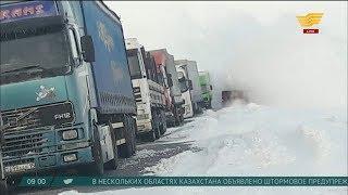 Астане и семи областях Казахстана сегодня объявлено штормовое предупреждение