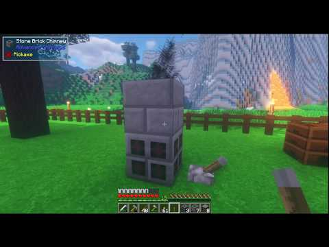 Dizzy Builds: Advanced Chimneys