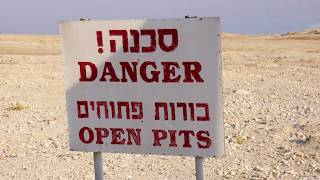 BBC Travel Show - The disappearing dead sea (week 5)