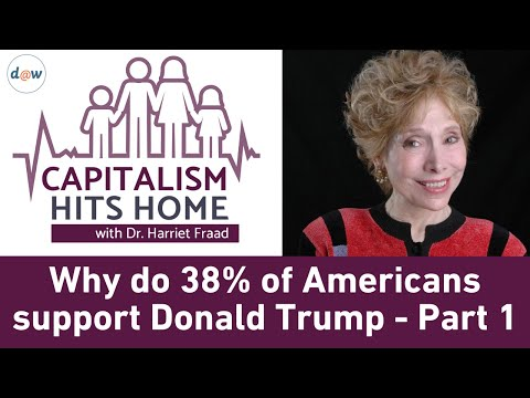 Capitalism Hits Home: Why do 38% of Americans support Donald Trump? - Part 1